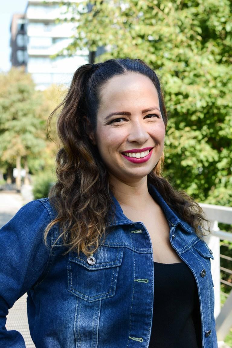 Headshot of Maira