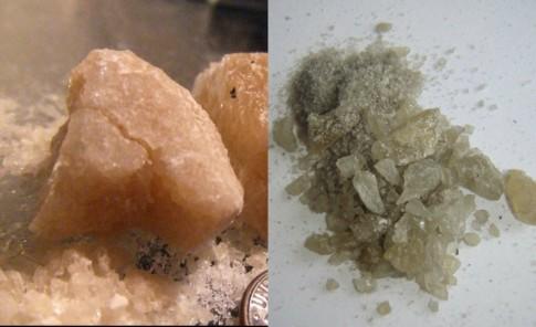 collage MDMA