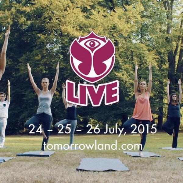 Tomorrowland Bélgica 2015 tendrá live stream | Danzeria
