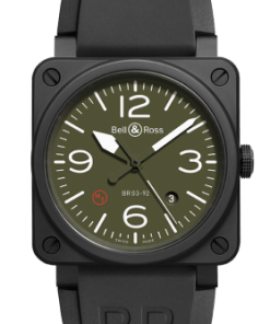 BR 03-92 MILITARY TYPE Luxury Watch by Bell & Ross sold by DaOro Jewelry