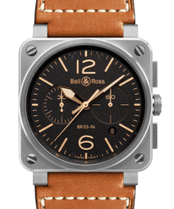 BR 03-94 GOLDEN HERITAGE by Bell & Ross sold by DaOro Jewelry