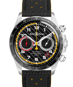 BR_V2-94_RS18_leather Luxury Watch By Bell & Ross sold by DaOro Jewelry