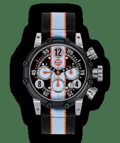 BT12-46-GULF Luxury Men Watch by BRM sold by DaOro Jewelry