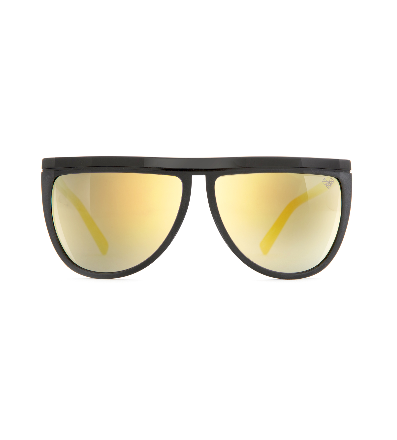 OMIKU-Om9G with Gold Mirror Coating Lenses