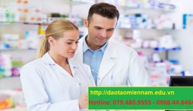 liên thông cao đẳng dược tại phan rang