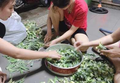Trung tâm dạy kết tráp rồng phượng cưới hỏi chuyên nghiệp ở tại Đà Nẵng