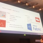 Fabric UI For Office 365 Customizations #ESPC2018