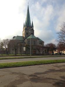 In Frederikshavn