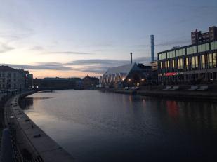 Gothenburg sunset