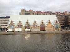 "Feskekôrka (""Fish Church"", the Fish Market)"