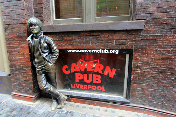 The Cavern pub beatles liverpool highlight
