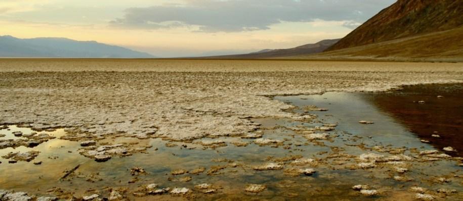 De hoogtepunten van Death Valley National Park langs de Amerikaanse westkust