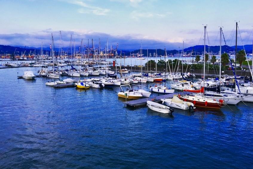 La Spezia is een goede uitvalsbasis voor jouw bezoek aan Cinque Terre tijdens jouw rondreis door toscane