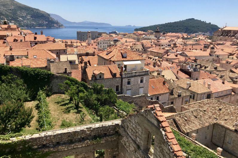 Dubrovnik is echt een pareltje in Kroatie