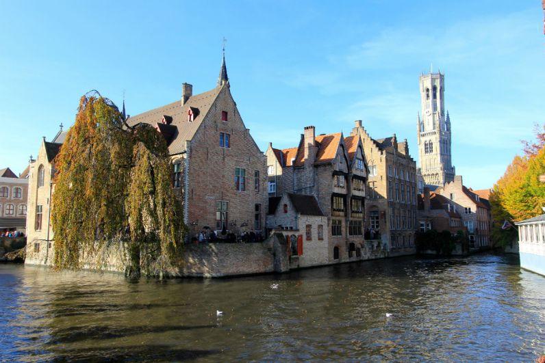Het mooiste plekje in Brugge tijdens een weekend weg