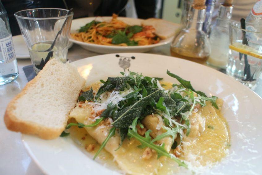 Eddy Spaghetti Pasta Hotspots Amsterdam