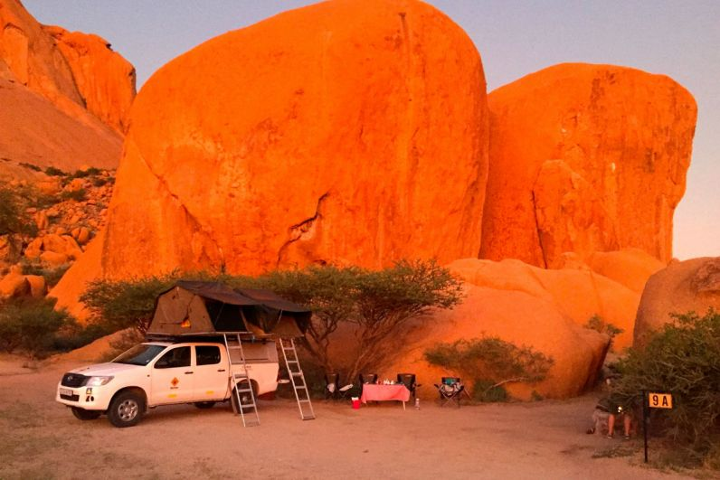 Budget Namibië en Botswana; dit kost een reis van ruim 3 weken
