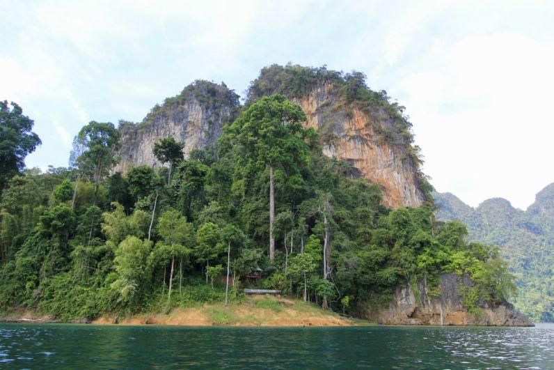 Reisdagboek de mooie natuur van Khao Sok National Park