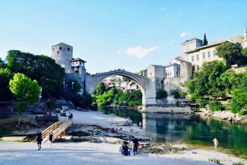 Balkan roadtrip bezoek ook zeker Mostar