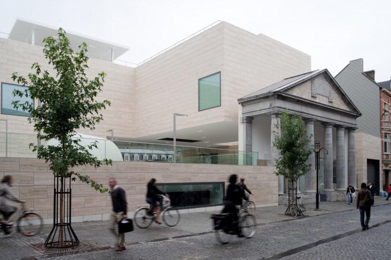 Bezoek zeker het M Museum tijdens je weekendje Leuven