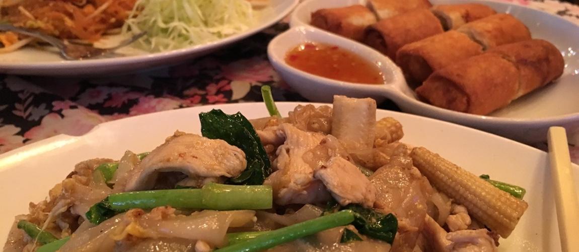 Lekker eten in Thailand is super easy