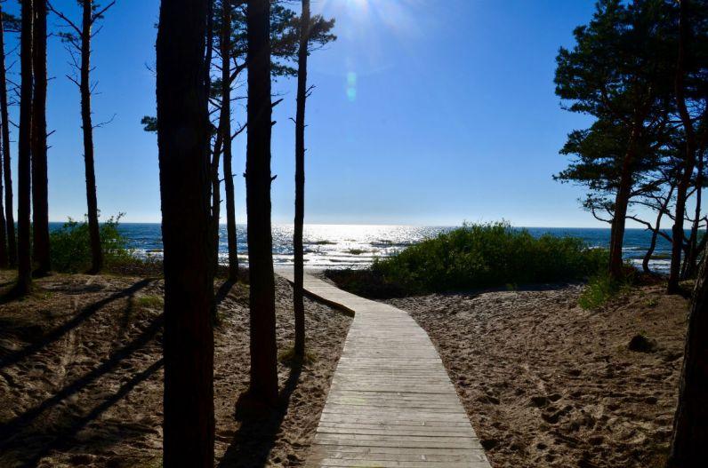 Kust Litouwen mooiste roadtrip ter wereld