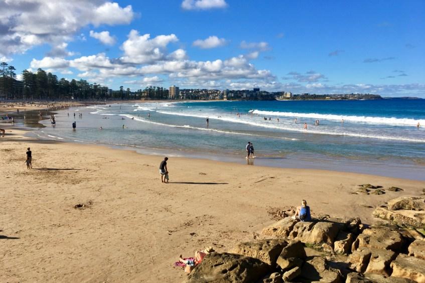 Doen in Sydney: neem de ferry naar Manly Beach