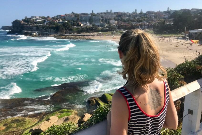Mijn lievelingsstad Sydney is het einde van mijn 24 daagse route Melbourne naar Sydney