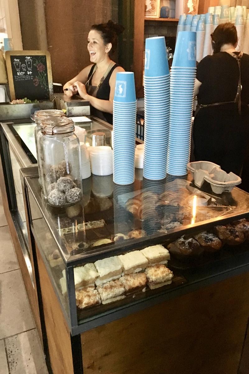 Mijn favo koffietentje in Sydney