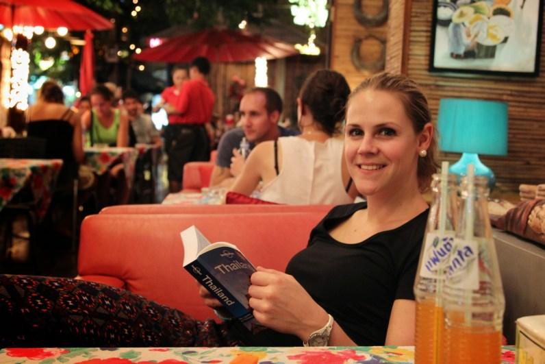 In de Lonely Planet lees je veel over je rondreis Thailand