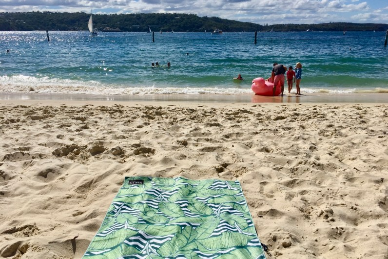 To do in Sydney wandel van Rose Bay via Shark Beach naar Watson Bay
