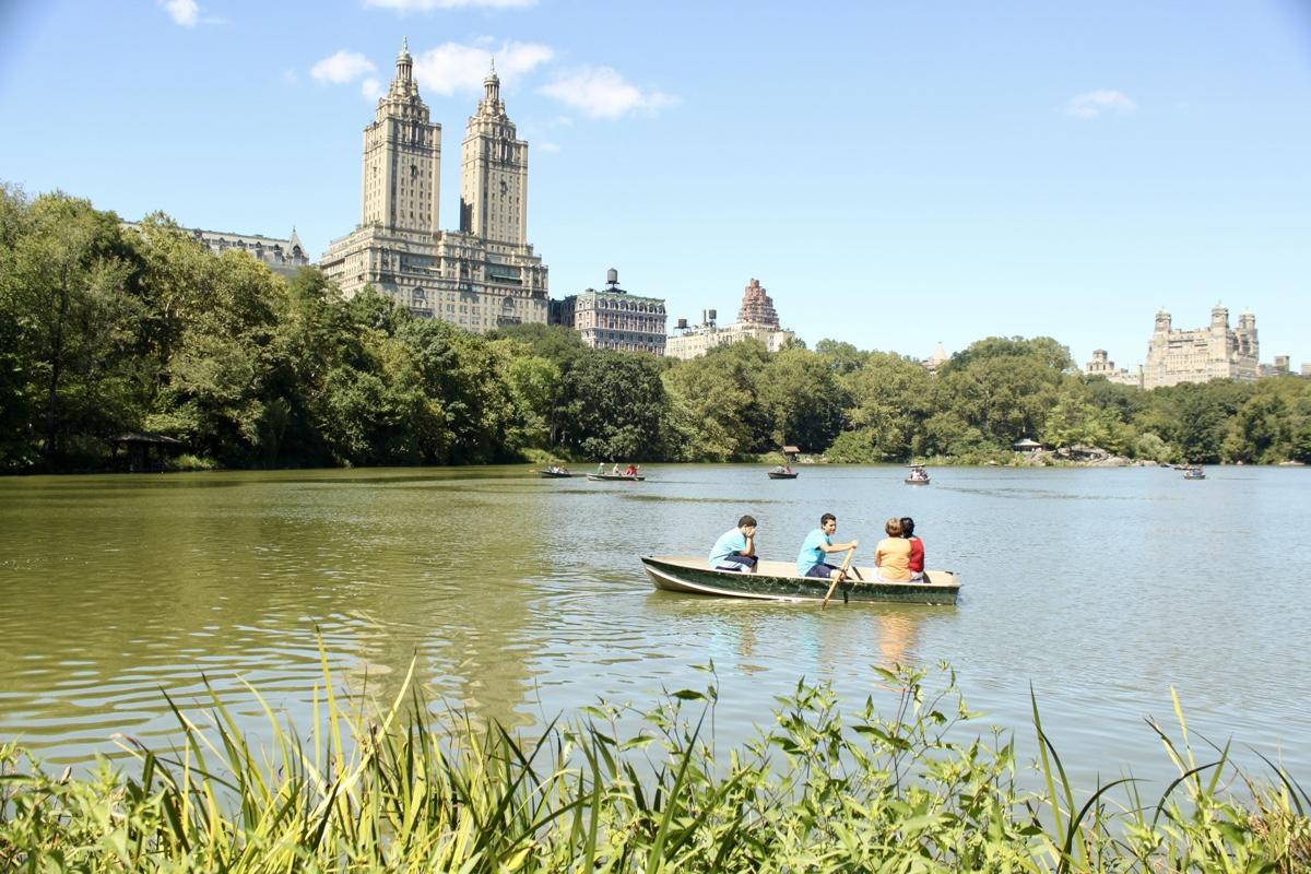 Central Park hoort absoluut thuis in een rondreis Canada & New York