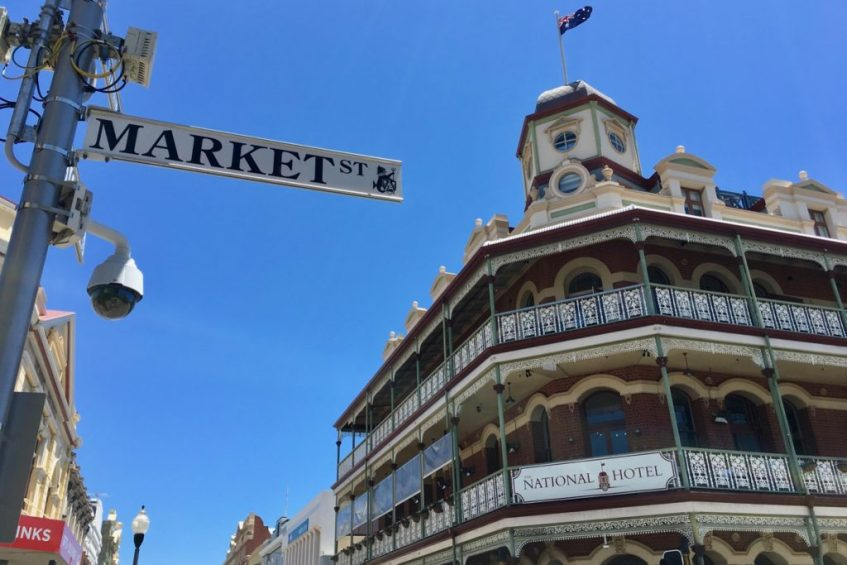 Het gezellige Fremantle verdient absoluut een bezoekje tijdens jouw route West-Australië