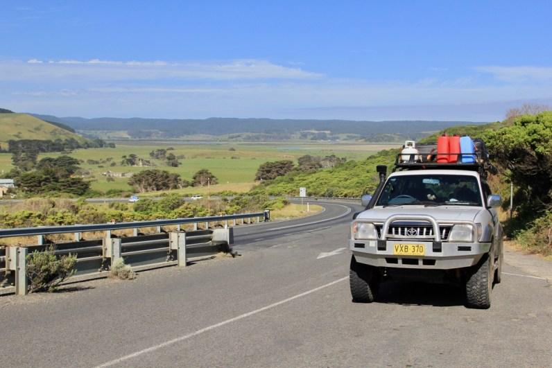 Bezoek de Great Ocean Road als je van Melbourne naar Sydney reist