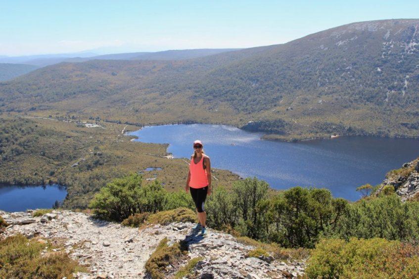 Cradle Mountain National Park is het hoogtepunt van een bezoek aan Tasmanie