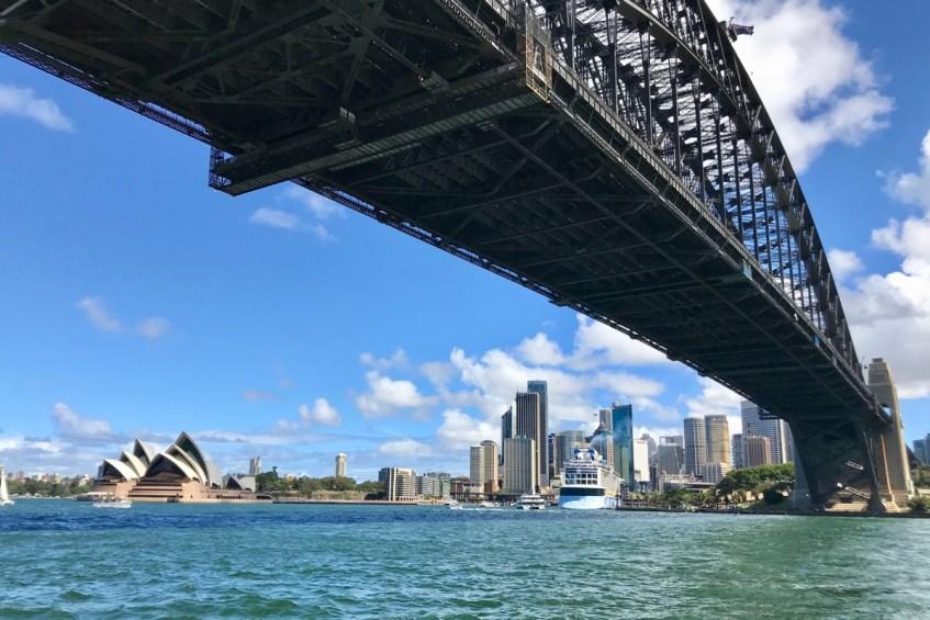De ideale route van Melbourne naar Sydney