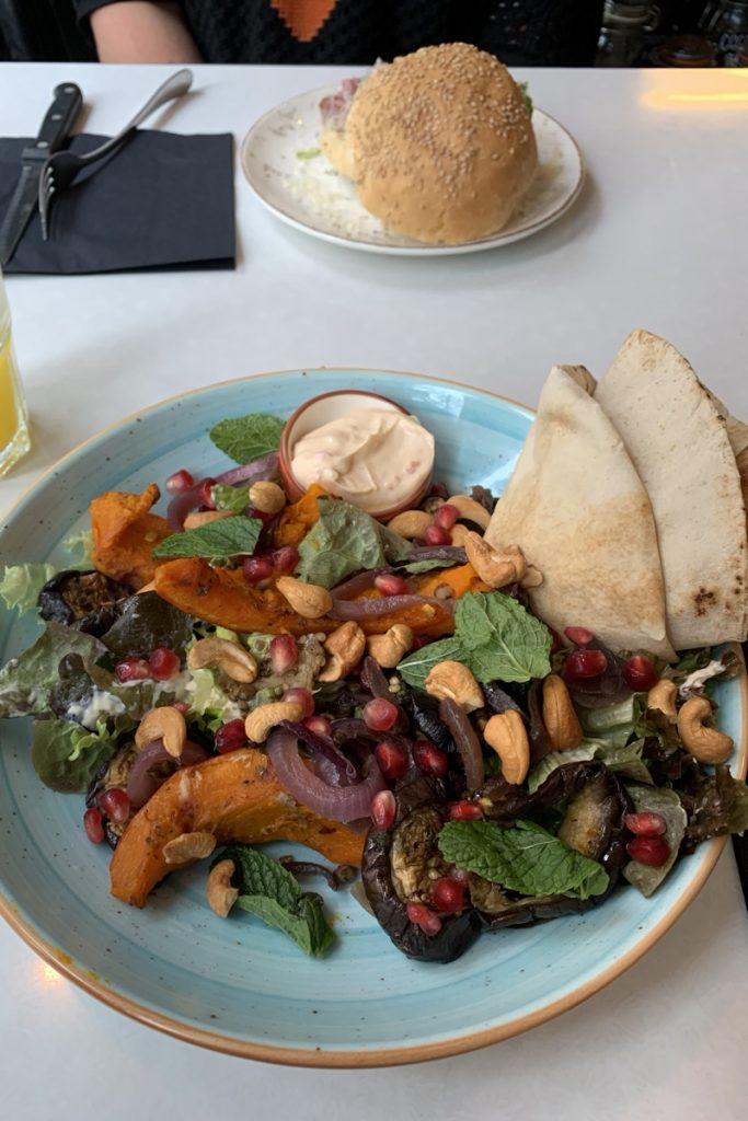 Heerlijke lunch bij Wadapartja
