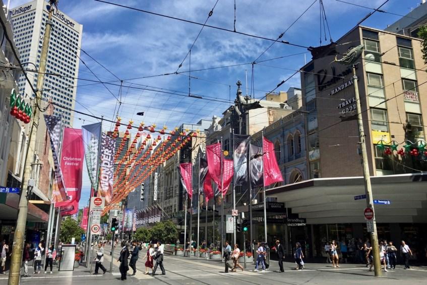 Ontdek Melbourne tijdens je rondreis Australie