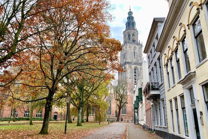 Highlights Groningen - de martinitoren is ook een hotspot Groningen