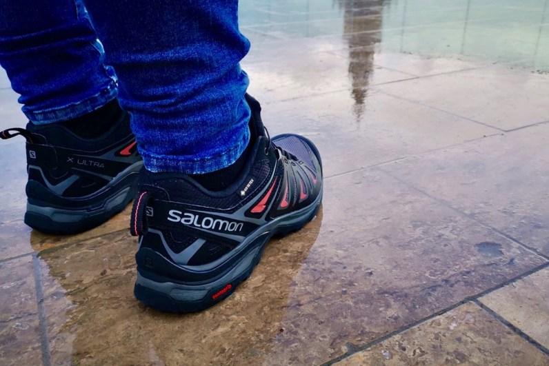 Salomon wandelschoenen waterdicht Goretex GTX