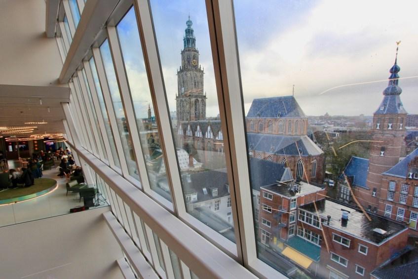 Bezoek Groningen als je rond het Lauwersmeer bent