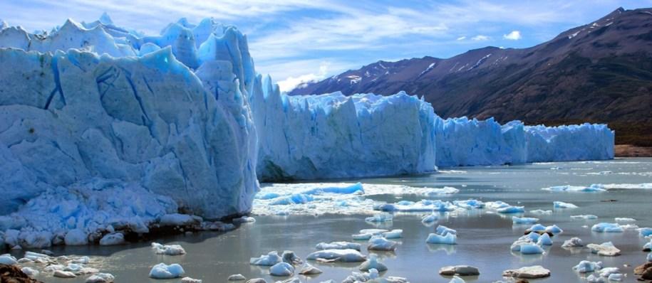 Gletsjers in Argentinië zijn mooi, maar die op Antarctica staan op mijn lijst met bucketlist bestemmingen