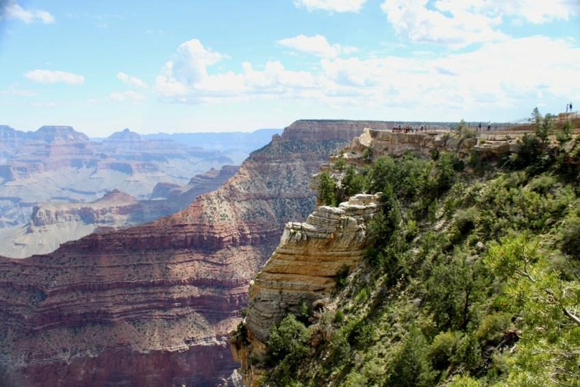 De Grand Canyon is een van de mooiste nationale parken van West-Amerika
