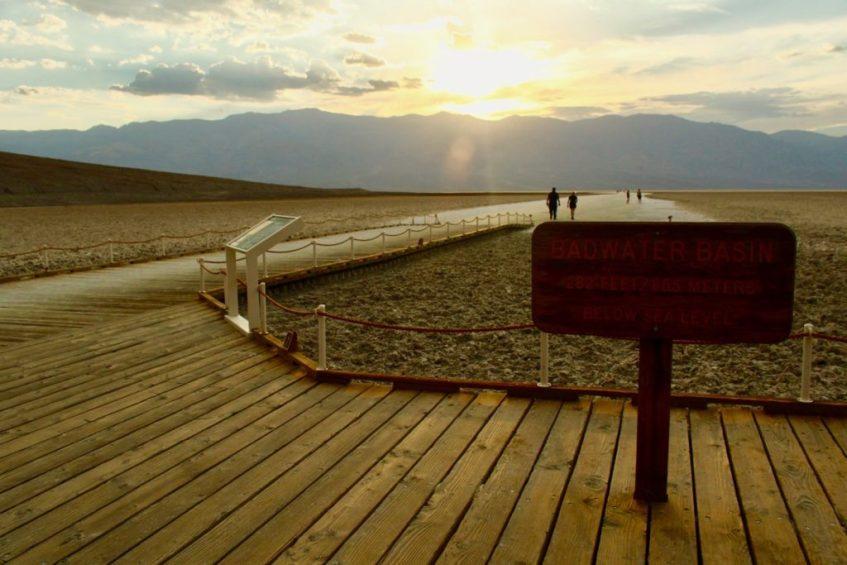 Death Valley mag niet ontbreken in jouw route West-Amerika
