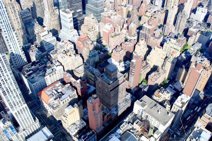 New York is mijn lievelingsstad in Amerika