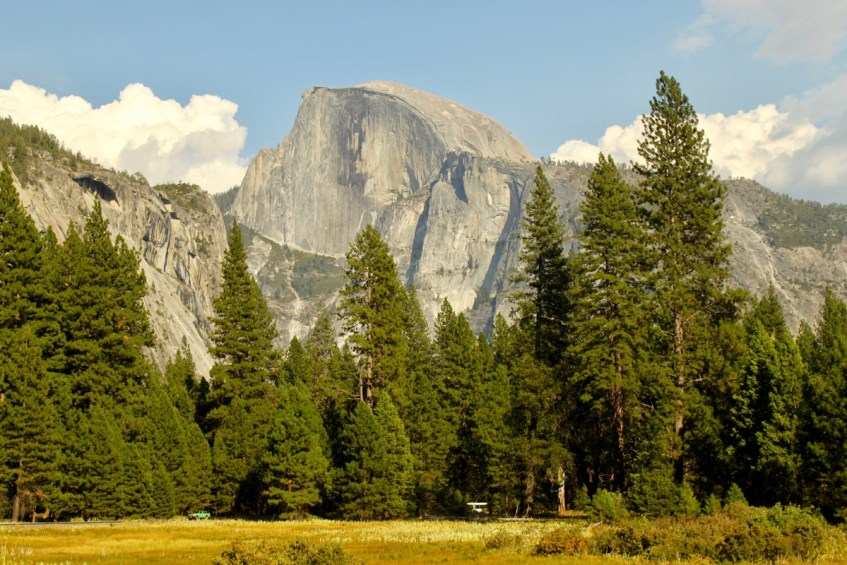 Yosemite National Park is een van de mooiste nationale parken aan de westkust van Amerika