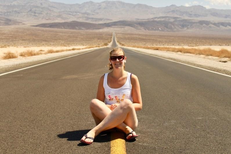 Bezoek Death Valley National Park in west Amerika