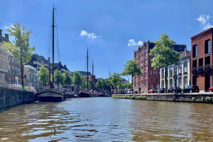 Suppen in Groningen: ontdek de Hoge der A per sup
