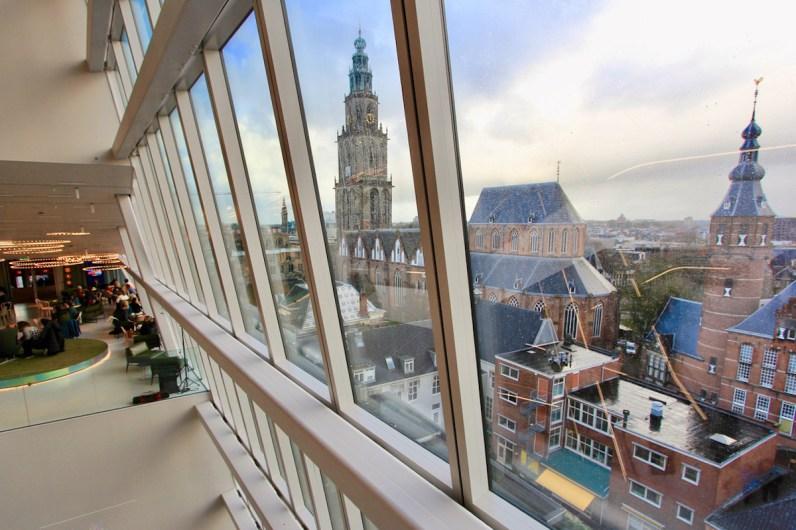 Doen in Groningen dit zijn de leukste tips en bezienswaardigheden ga naar het dak van het Forum