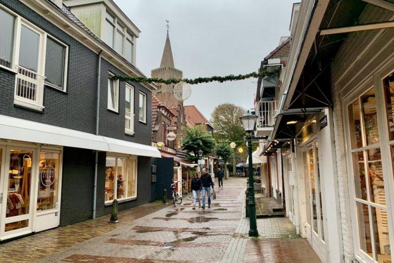 Op Texel vind je leuke dorpen als Den Burg